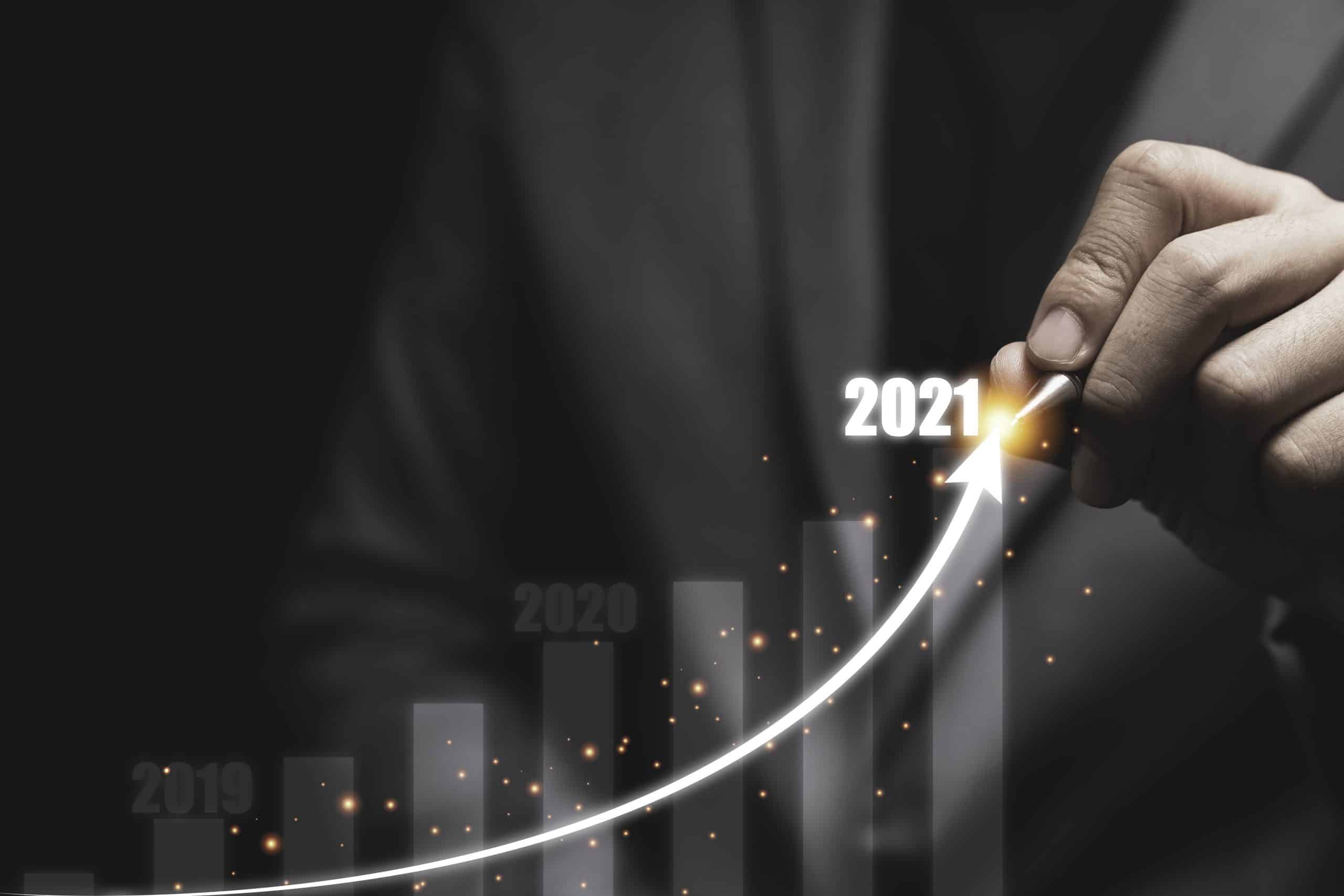 Business growth in 2021